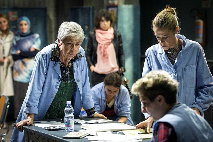 "Teatro, a Todi i ""7 Minuti"" di Ottavia Piccolo e Alessandro Gassmann"