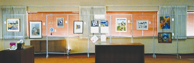 WestAmerica Bank in Kelseyville is exhibiting art that has been inspired by the Lake County Quilt Trail. The show can be viewed during bank hours from April through the end of September. Judy Cardinale invites artists to contact her at 707-279-9780 if they wish to add paintings, photographs or other media to the display.
