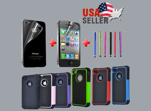great iPhone 4 case $5.15 free shipping and free gift