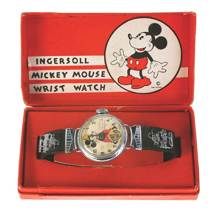 Rare Disney Memorabilia Set for Auction  A studio animator's office original Mickey watch 'Steamboat Willie' drawings and park blueprints are among the items being auctioned by Van Eaton Galleries on June 18.  read more