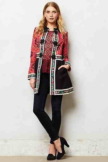 Best 75 Eclectic Boho Clothing Images On Pinterest Bohemian Style Feminine Fashion And
