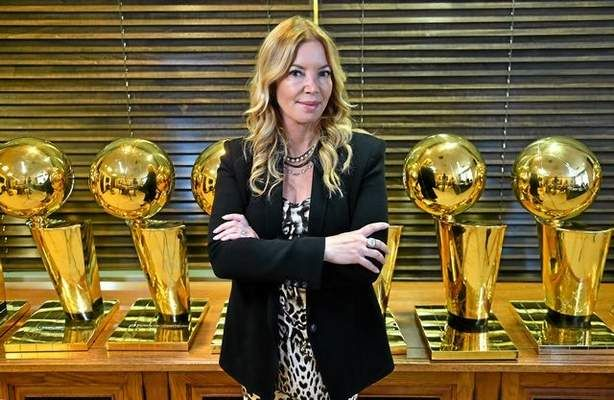 Top 50 Most Powerful in L.A. Sports: No. 7 Jeanie Buss, Lakers President