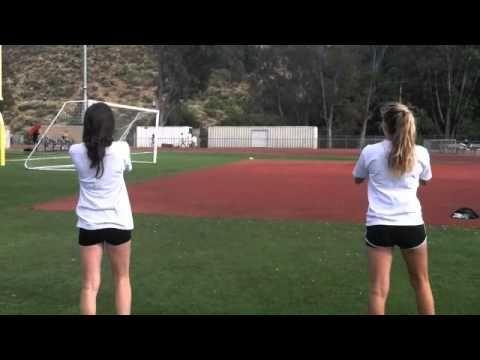 Calabasas High School Cheer (part 2)