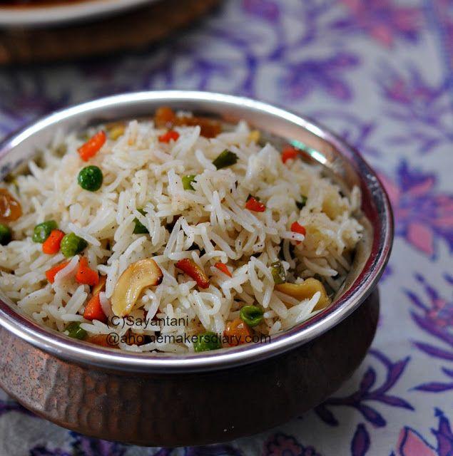 REBLOGGED - Bengali Style Fried rice