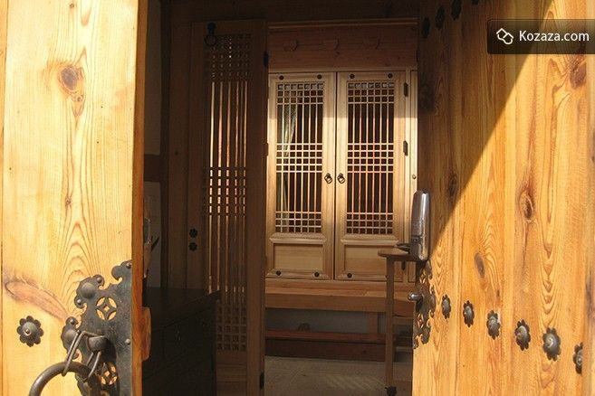 Lovely Hanok Guesthouse Todaki : Room of Moon
