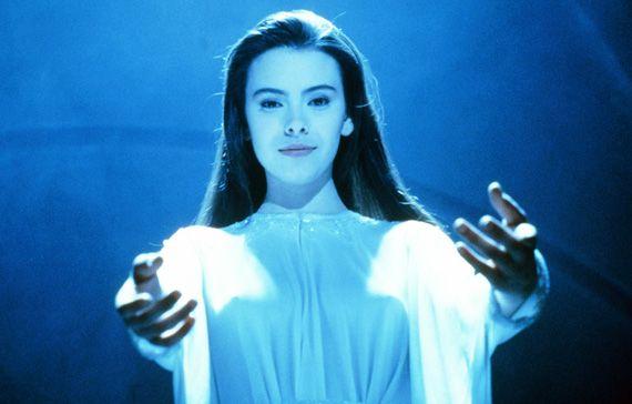 "Mathilda May in    ""Lifeforce"" (1985"