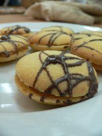 Teasütemény I. (Nero) - Cukrász sütik