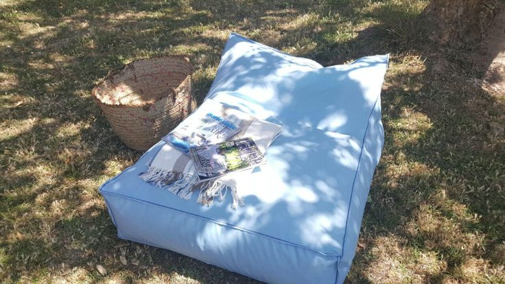 Indoor Outdoor Bean bag Cover, Outdoor furniture, Baby Blue bean bag, Housewarming gift, Beanbag, Large POUF, Boho lounge, giant cushion by pozitivebeanbags on Etsy https://www.etsy.com/listing/513143960/indoor-outdoor-bean-bag-cover-outdoor