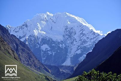 This is another image that will be forever in my memory. #Salkantay!  Fernando Oliveira #MachuPicchu