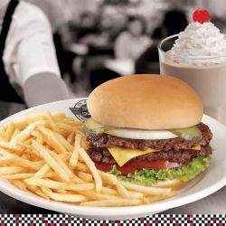 Steak 'n' Shake Recipes