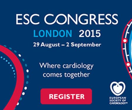ESC Congress 2015 On August 29 - September 02, 2015 at 7:00 am - 1:00 pm at ExCel London, One Western Gateway, Royal Victoria Dock, London, E16 1XL, United Kingdom. ESC Congress: the world's largest and most influential cardiovascular event. Tickets: http://atnd.it/29848-0, Category: Conferences, Prices: Late standard fee until 31 July 2015: EUR 790, Last minute standard fee until 18 Aug 2015 and on site standard fee: EUR 880, Speakers: Prof. Fausto Pinto, Prof. Jeroen Bax, Prof Panos Vardas