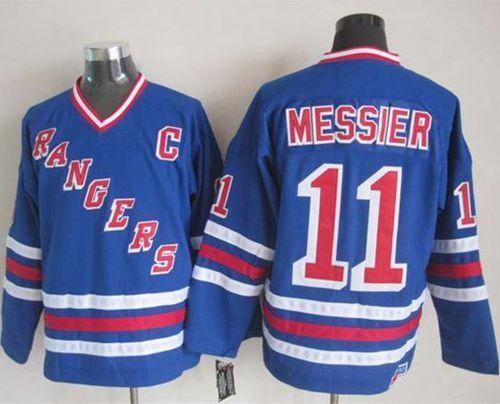 timeless design f6b23 6ea89 nhl jerseys new york rangers 11 mark messier white ccm ...