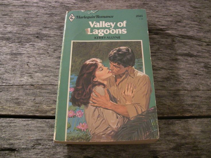 Harlequin Romance Paperback Book #2515 Valley of Lagoons Kerry Allyne 1982 1st Edition