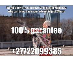 Best no#1 love spell caster # prof mamakez gurantee 100%+27722099385