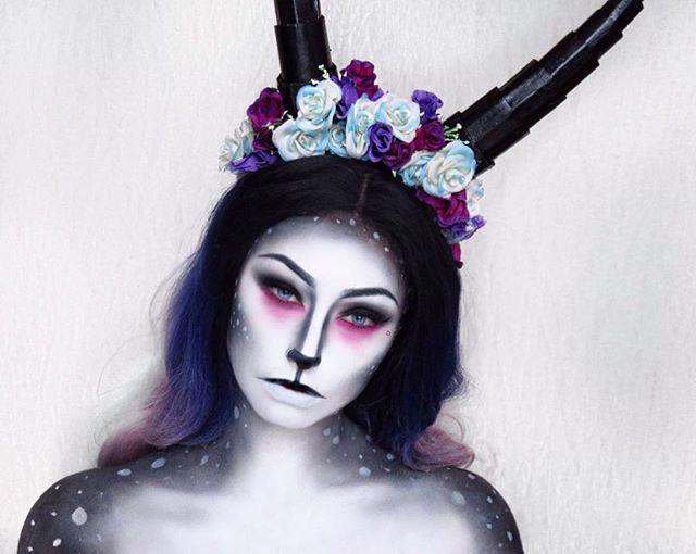 25+ best ideas about Faun makeup on Pinterest Faun - Costume And Makeup