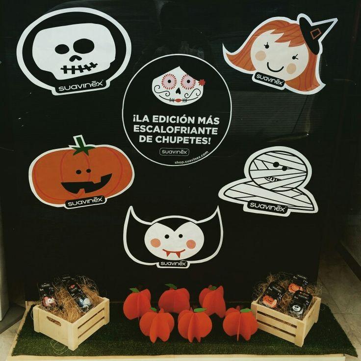 Chupetes Suavinex edición especial Halloween 18 Octubre 2016