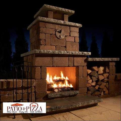 Compact Fireplace Kit By Necessories Fireplace Kits Outdoor