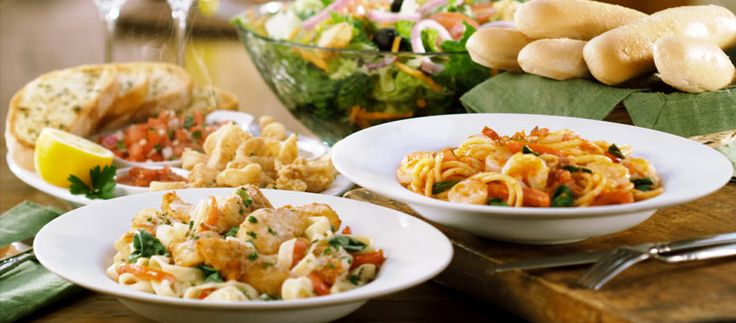 Olive Garden Coupons - 20% Off 4 or More, B1G1 50% Off, & Olive Garden Recipes Online!
