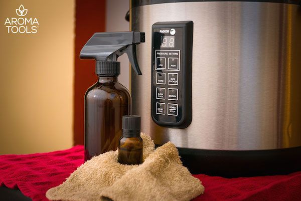 Give your kitchen appliances an extra shine with this all-natural stainless steel cleaner! This recipe harnesses the powerful cleaning properties of pure lemon essential oil and other natural ingre...