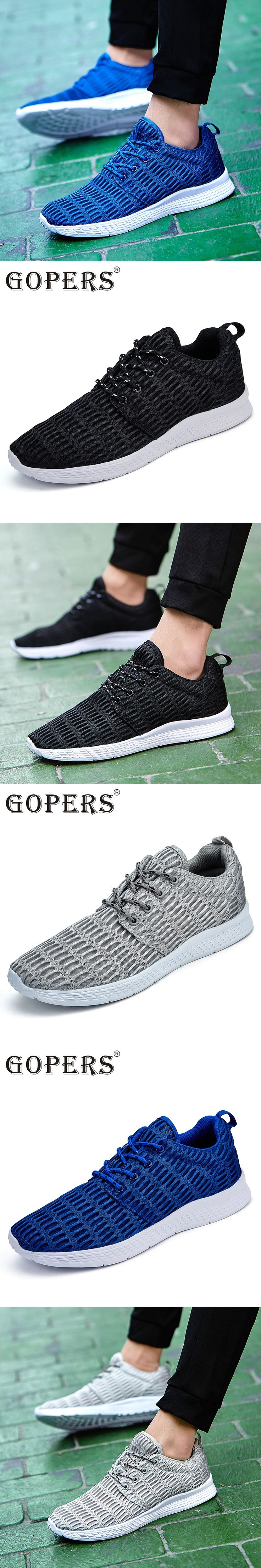 2017 Mesh Breathable Mens Casual Shoes 2017 Summer Hot Sale Boat Shoes Men Krasovki Comfortable Soft Male Shoes Chaussure Homme