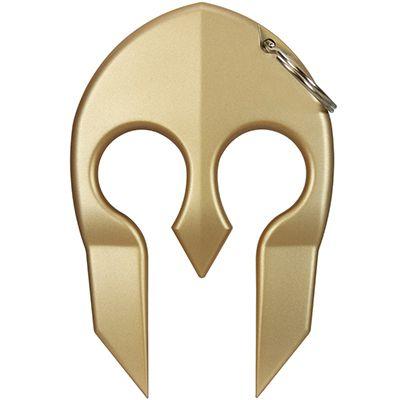Spartan self defense key chain