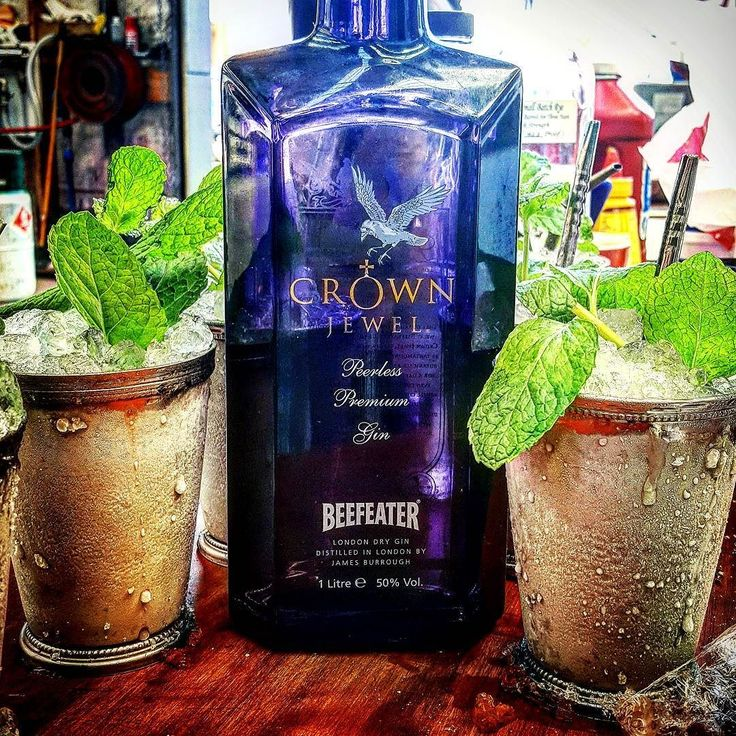 Gin Julep anyone? Who says you have to use bourbon! @beefeatergin #ginstagram #gin #ginoclock #mintjulep #gincocktail #ginspiration #ginisthenewipa #ginjulep #beefeatercrownjewel #beefeater #crownjewel