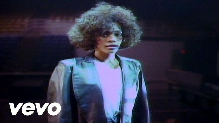 ■ Whitney Houston ■ So Emotional ■ Album Whitney on 159