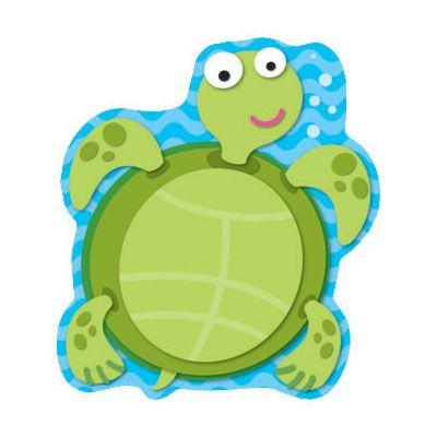 Shop By Theme | Pirates & Ocean | Sea Turtle Notepad, 50/shts | Teaching Supplies | Educational Supplies | Classroom Supplies | Teaching Supply Store.com