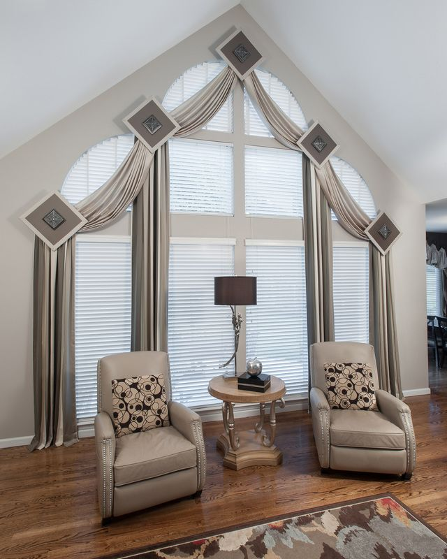 Window Treatments - CJ Knapp Interior Design - 314.283.1760