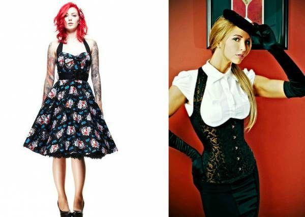 Стиль винтаж в одежде - современный взгляд на прошлое