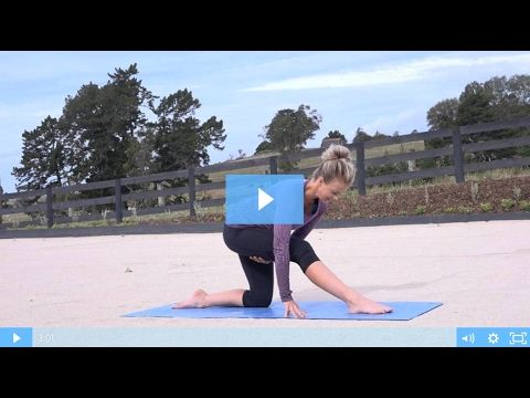 How To Keep Your Hips Healthy And Mobile As A Dressage Rider -