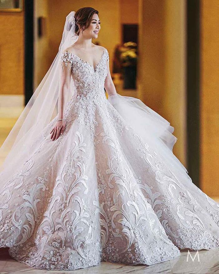 design best wedding gown