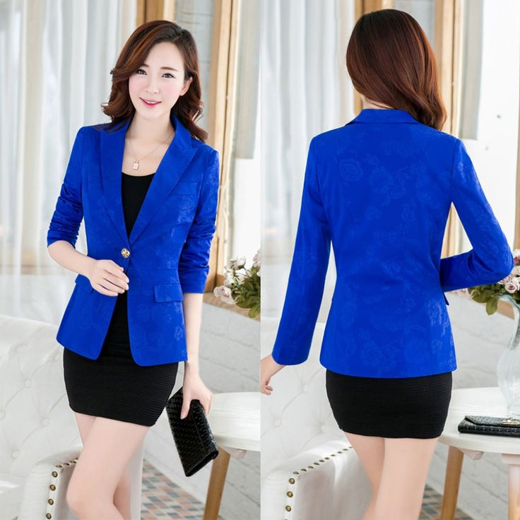 Find More Blazers Information about 2015 New Spring Autumn Slim Blazer Feminino Women Clothes Long Sleeve Print Plus Size Ladies Suit Jacket Red Royal Blue Orange ,High Quality jacket shipping,China jacket fitted Suppliers, Cheap jacket spider from Tommy Fashion Store (offer DropShipping) on Aliexpress.com