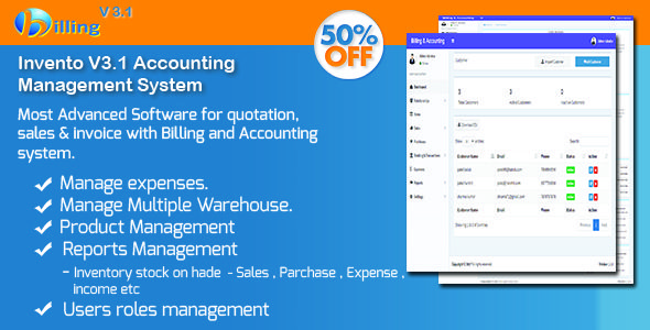 Pro Invoice Maker - Smart Invoicing System  For demo version - invoice making software