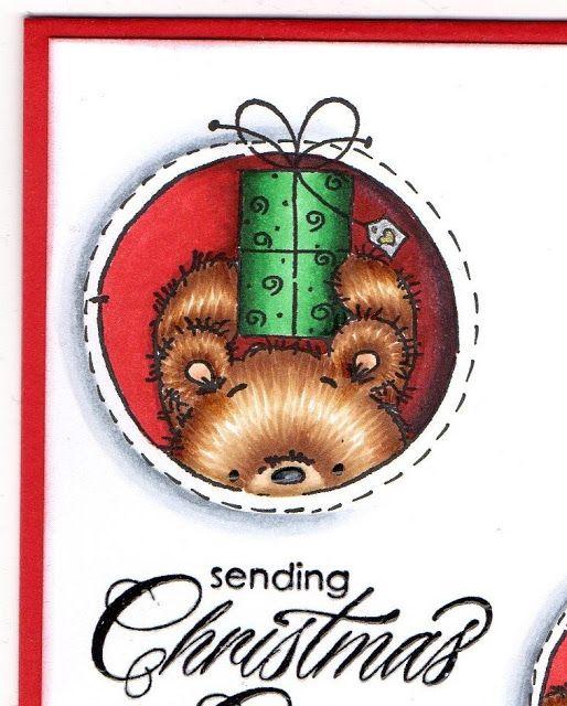 handmade by veer: Sending christmas cheer