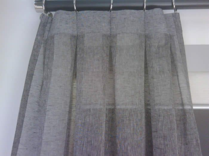 Which Curtain Pleats For Linen Google Search Curtains Pinterest Sheer Drapes Box Pleats
