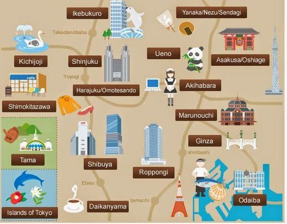 Guia de Tóquio, Japão | Viagem Decaonline | Dicas de viagem