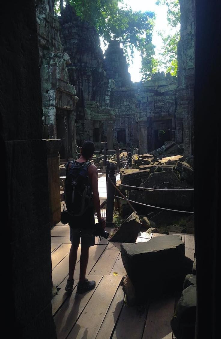 10 views on Ankgor Wat - Experiences by 10 different backpackers