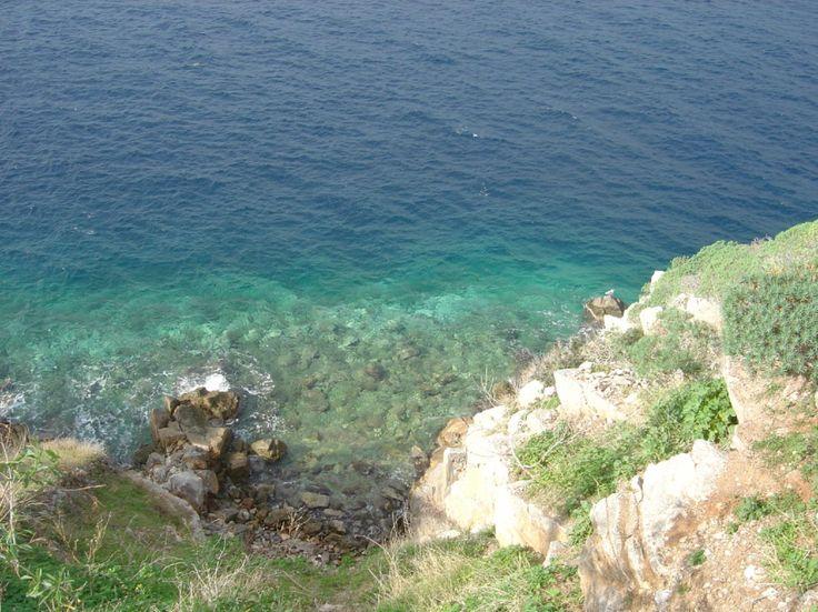 Hydra Island coast, Greece