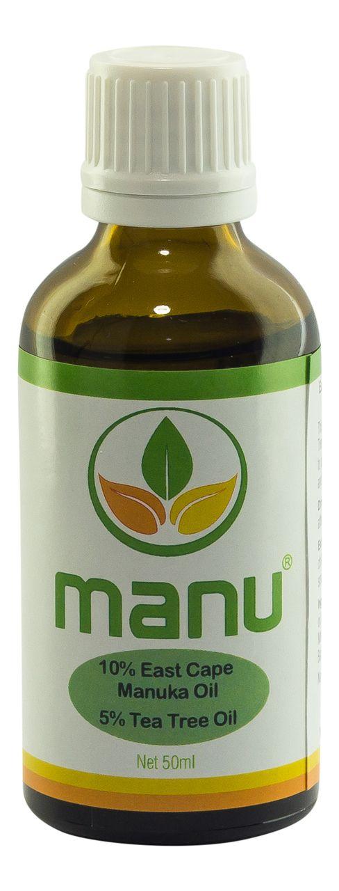 Manuka Natural - Manuka Oil and Tea Tree Oil Blend, US$29.95 (http://www.manukanatural.com/manuka-oil-and-tea-tree-oil-blend/)