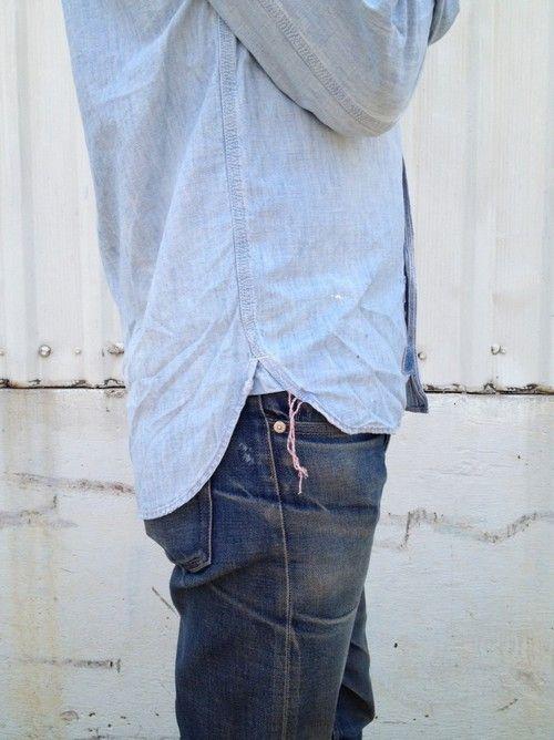 : Men Clothing, Jeans Shirts, Men Style, Blue Shirts, Men Fashion, Men'S Fashion, Denim, Men'S Clothes, Wear