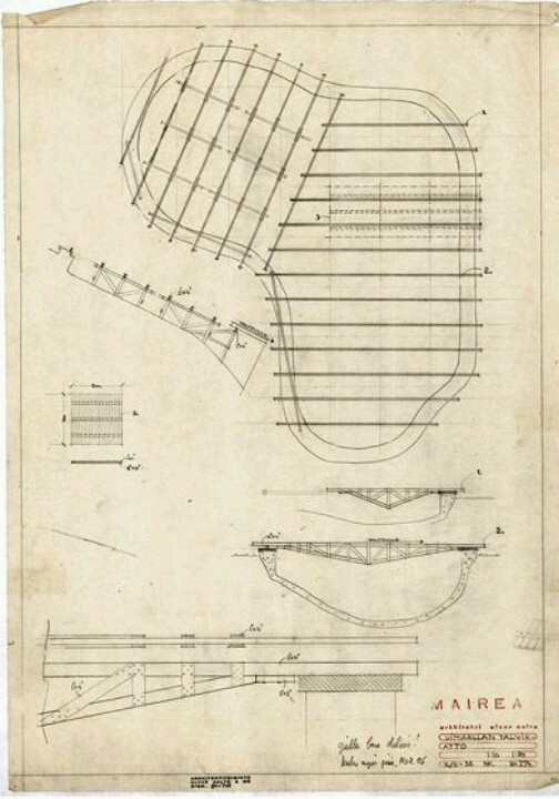70 best arq croquis bocetos dibujos images on pinterest architecture drawings drawing for Alvar aalto swimming pool jyvaskyla