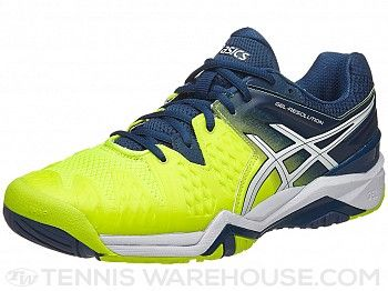 Asics Gel Resolution 6 Shoes