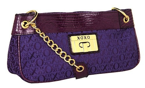 XOXO Two Timing Top Zip Handbag « Clothing Impulse