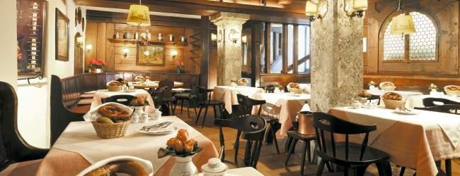 Restaurant Herzl, Goldener Hirsch, Salzburg © Hotel Goldener Hirsch
