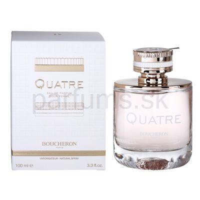 Boucheron Quatre parfémovaná voda pre ženy | parfums.sk