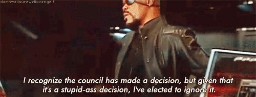 When the council decides to give Anakin the rank of Jedi Master.