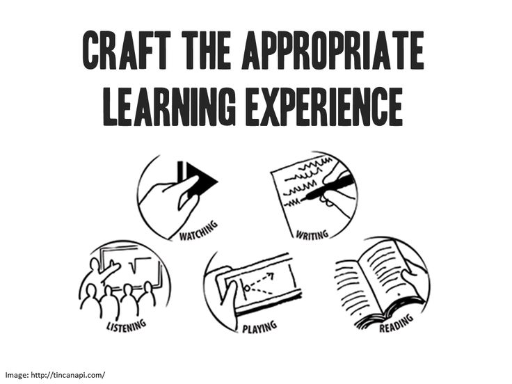 Lots of learning technology to help us, but that doesn't replace learning. Instructional designers help craft the appropriate learning experience.