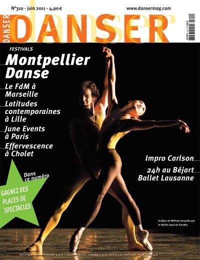 Danser #310 : Montpellier Danse