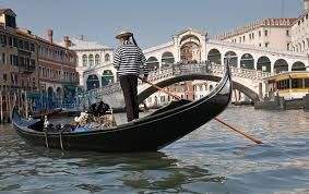What about a Gondola tour? An unforgettable arrival at the location.